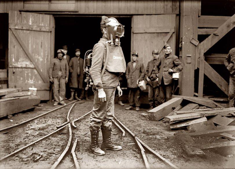 Avondale Shaft: 1911