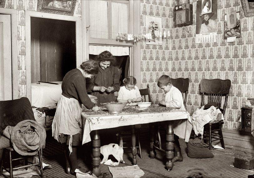 143 Hudson Street: 1911