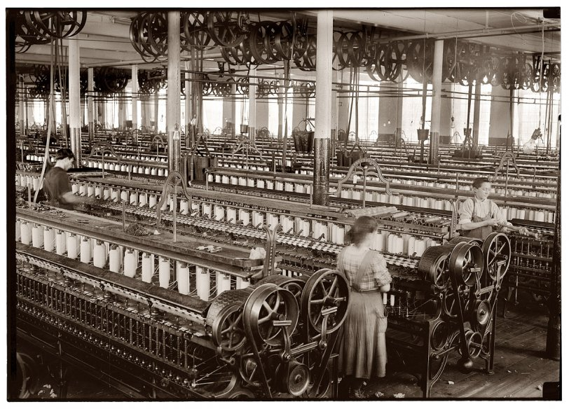 Flint Mill: 1912