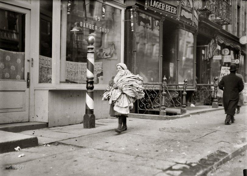Thompson Street: 1912