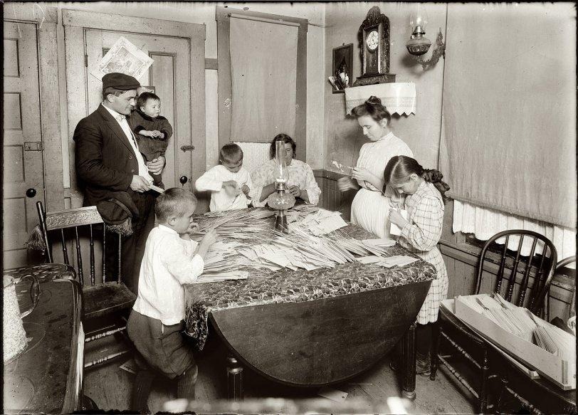Casa Morini: 1912
