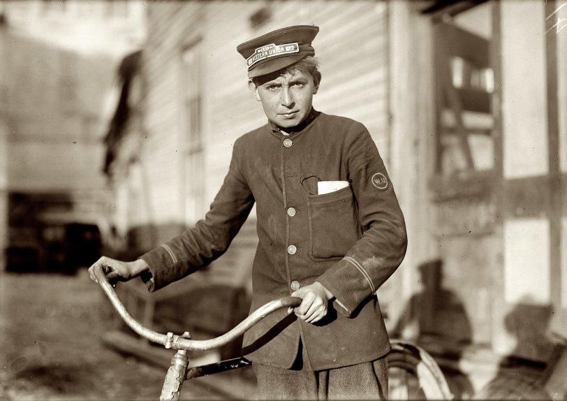 Messenger 43: 1913