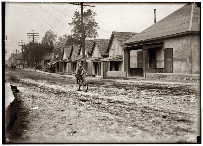 Waco Red Light: 1913