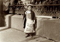 Freddie the Newsie: 1915