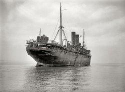 Das Piratenboot: 1915