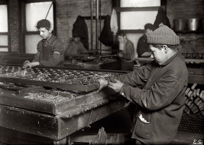 Bedspring Boys: 1917