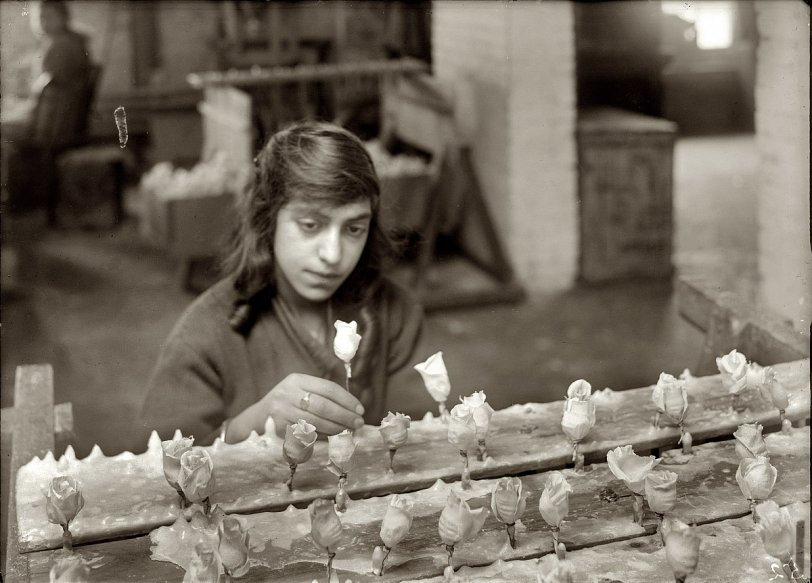 Sadie Singer: 1917