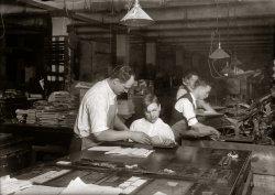The Apprentice: 1917