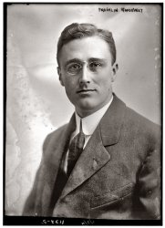 Young FDR: 1911