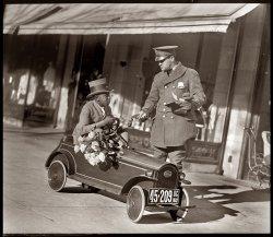 The Peony Express: 1922