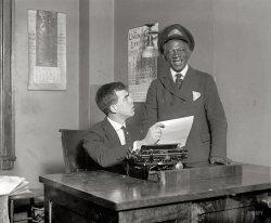 Comic Relief: 1922
