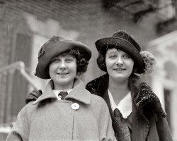 Laura and Inga: 1922