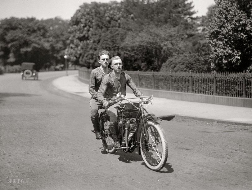 Bud and Dick: 1915