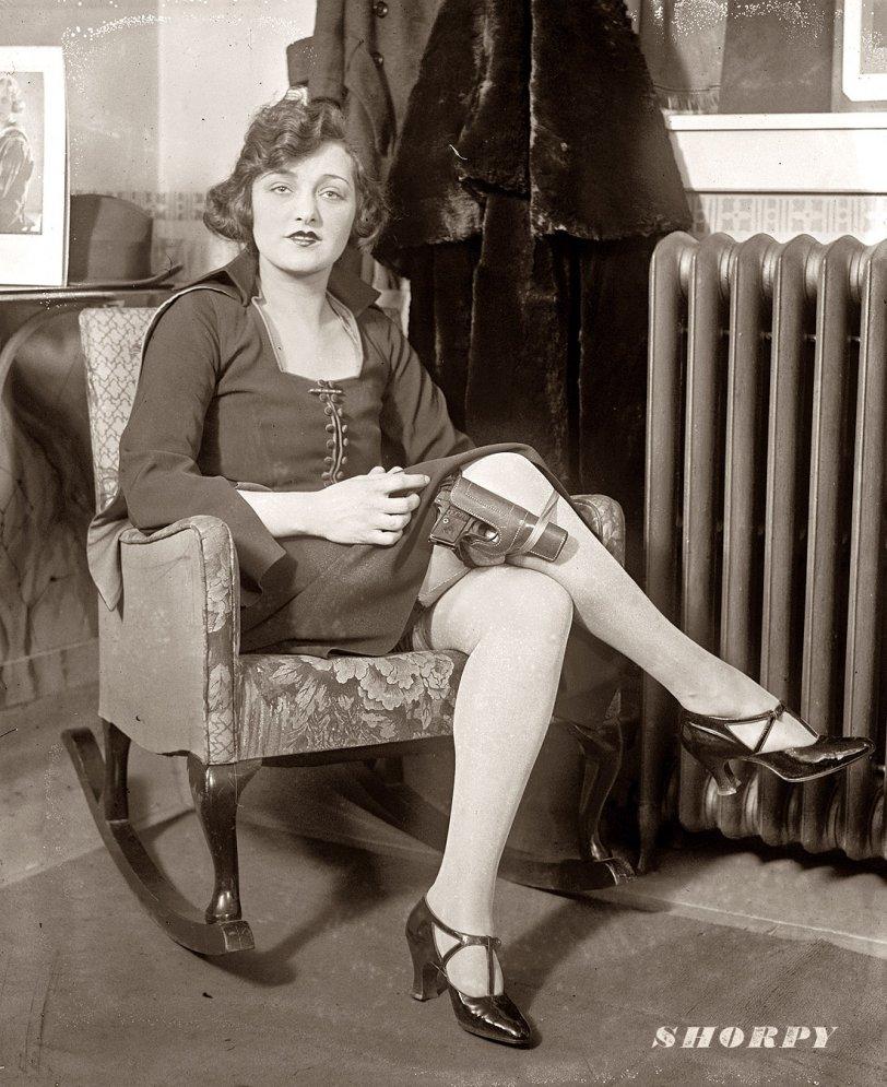Loaded Legs: 1922