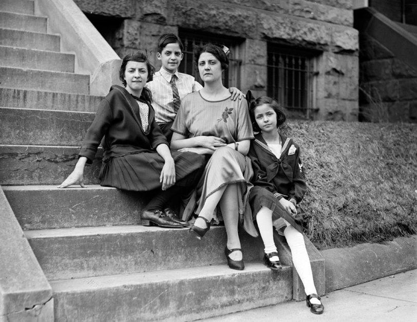 Madam Varela: 1922
