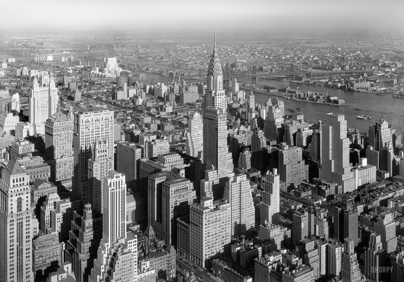 Chrysler Building: 1932