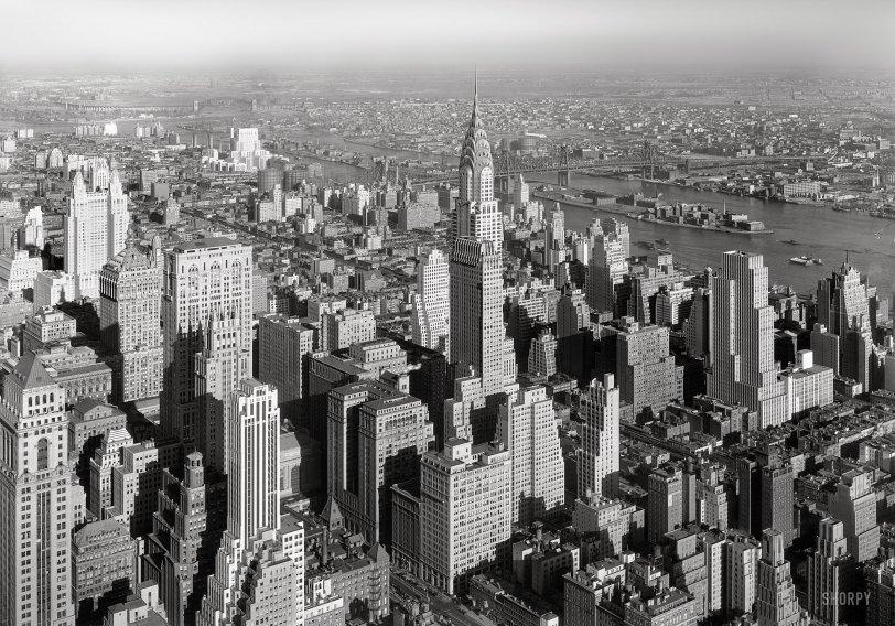 Chrysler Building: 1932