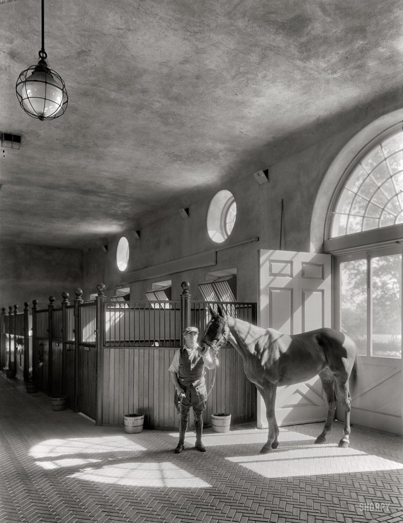 Caumsett Manor: 1933