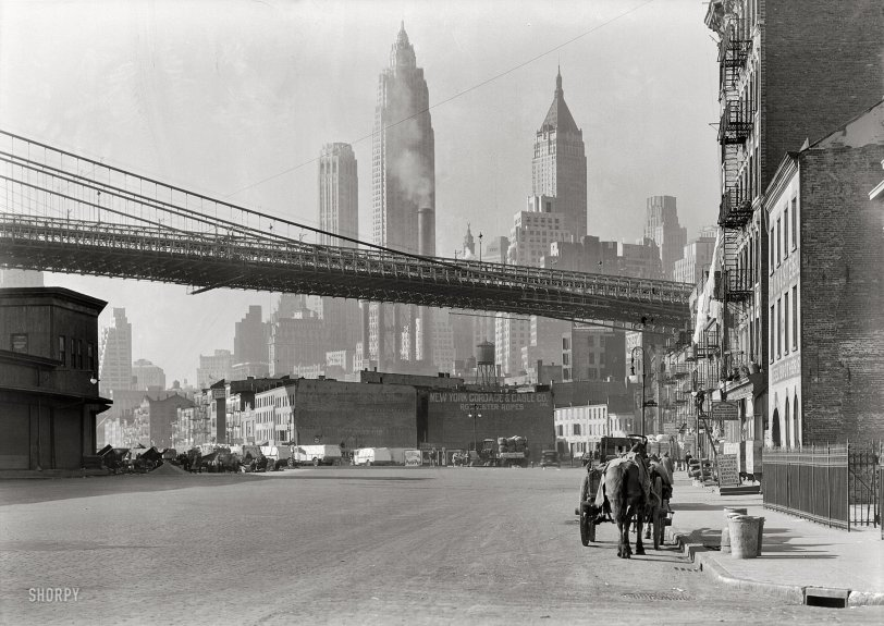 South Street: 1933