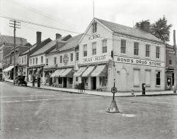 Commerce and Main: 1928