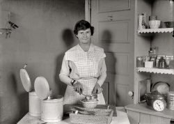 Mrs. Baker: 1918