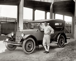 My New Olds: 1922