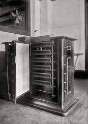 The Tabulator: 1917
