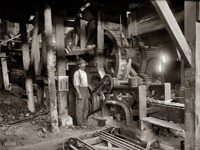 Brick Work: 1916