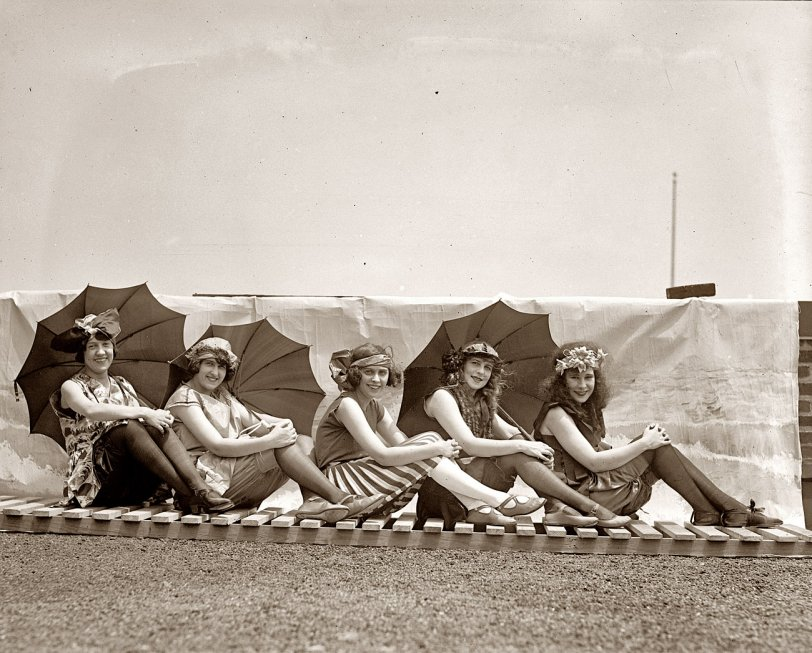 The Fab Five: 1922