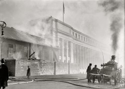 Spontaneous Combustion: 1916