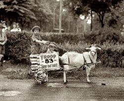 Goatmobile: 1922