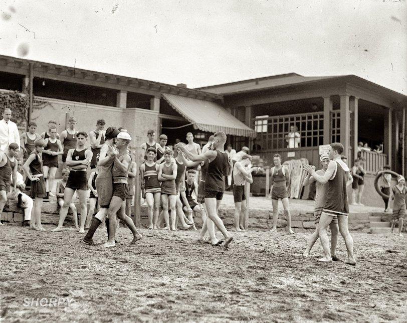 Sand Dancers: 1922