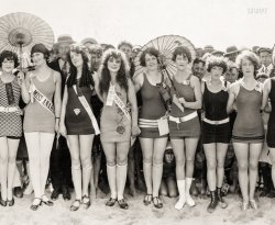 California Cuties: 1925
