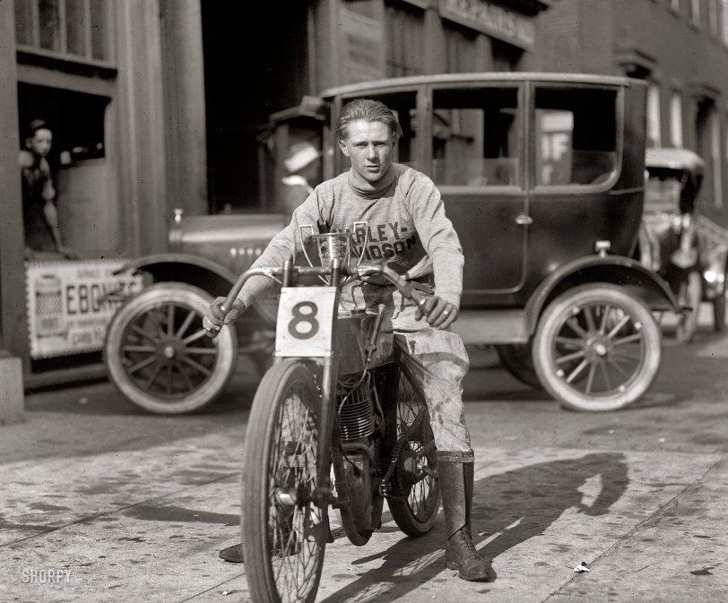 Freddy and Harley: 1922