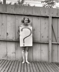 Possibly Naked: 1922