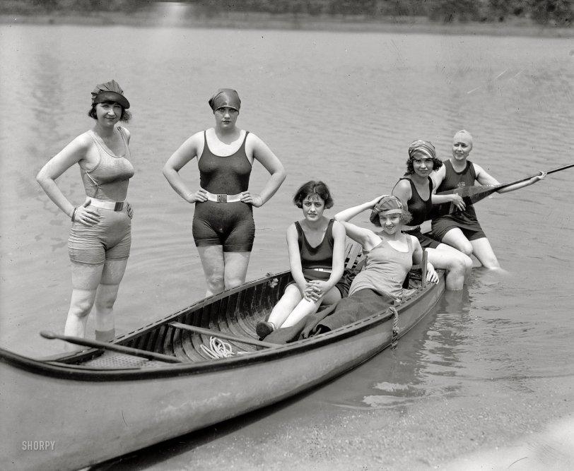 American Girl: 1922