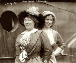 Prima Donna: 1912