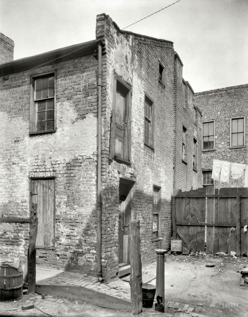 Poe House: 1930