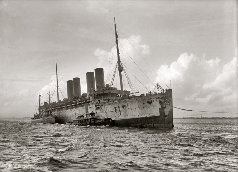 Ghost Ship: 1916