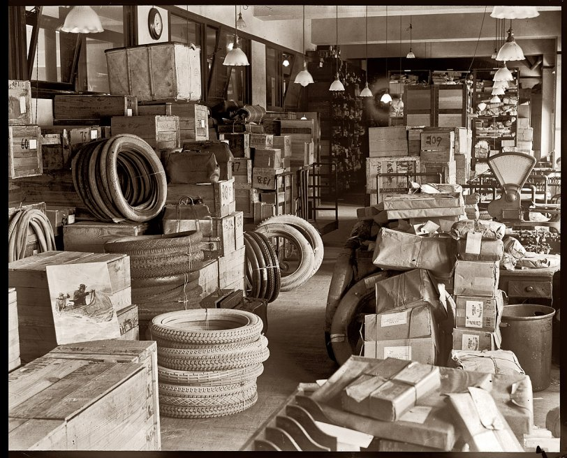 Dead Letter Office: 1922
