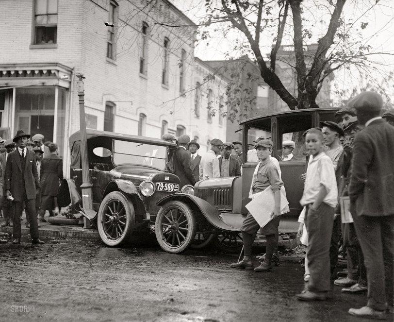 Pardon My Buick: 1922