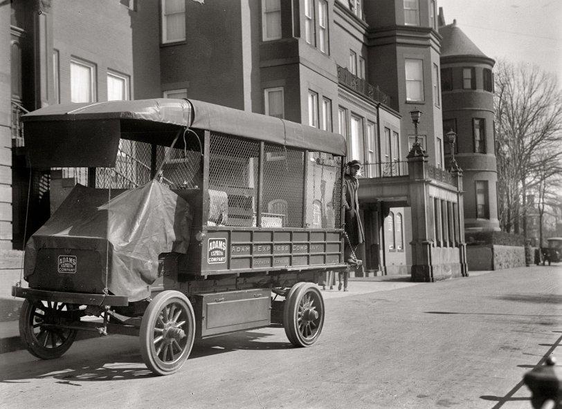 Auf Wiedersehen: 1917
