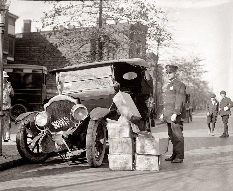 The Hooch Express: 1922
