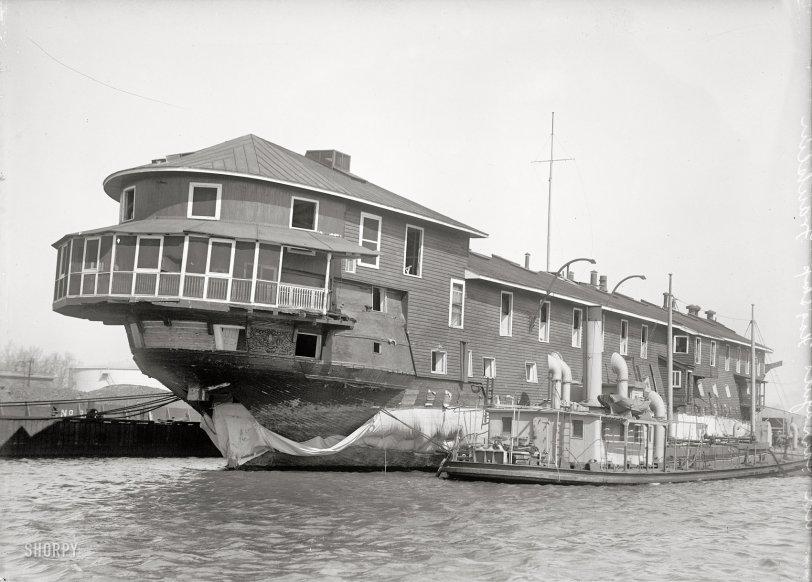 U.S.S. Franklin: 1916