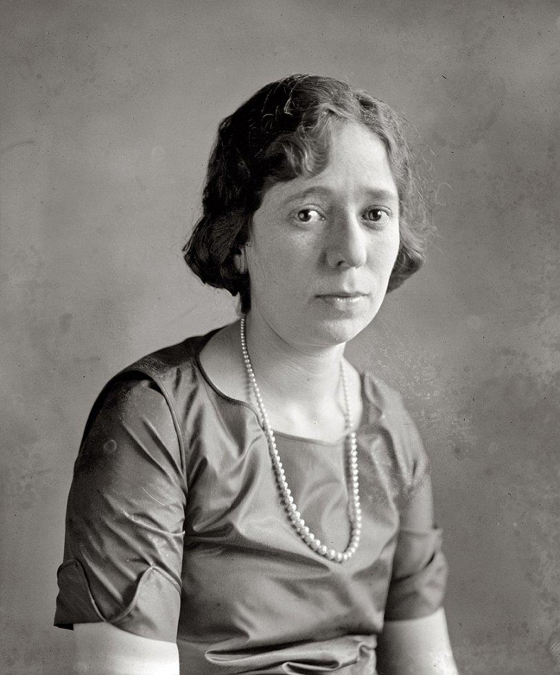 Cecilia O'Dea: 1922