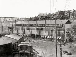 Gasoline Plant: 1915