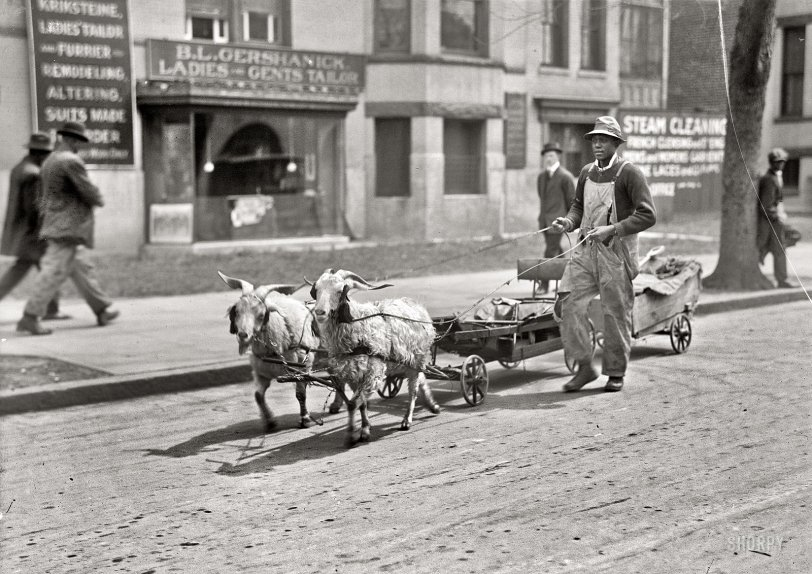Billymobile: 1917