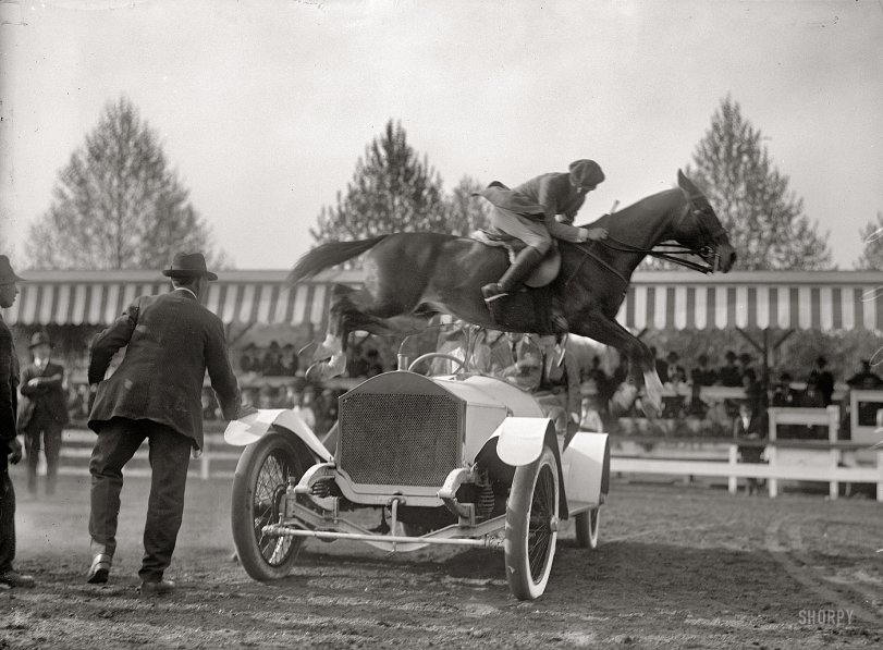 Rabbit Jump: 1916
