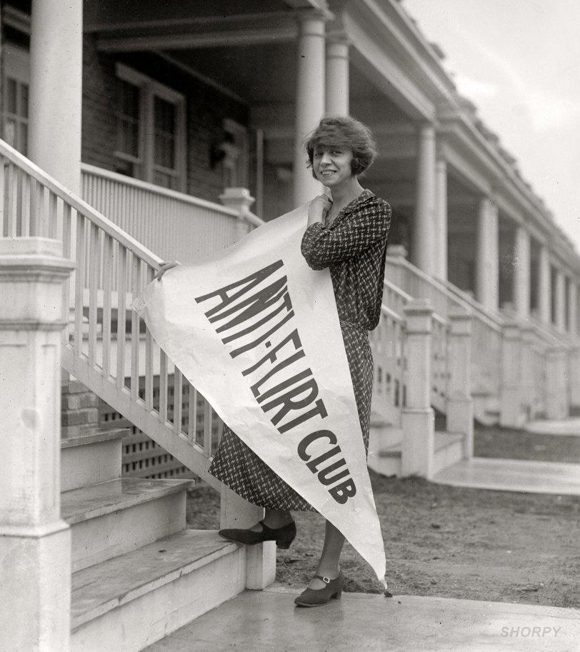 Do Not Disturb: 1923
