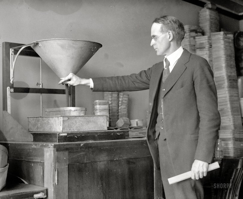 Mr. Funnel: 1923
